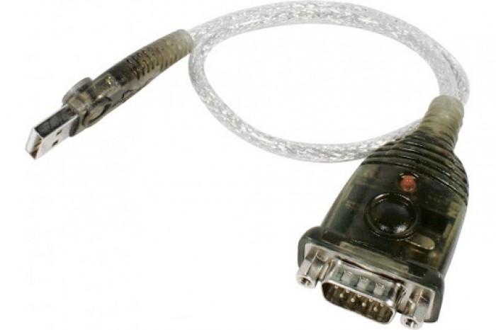 Convertidor RS232 a USB ATEN